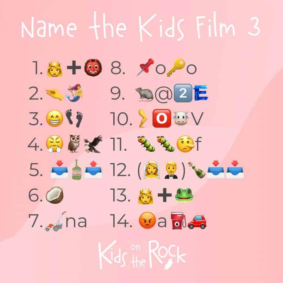 KIDS FILMS 3